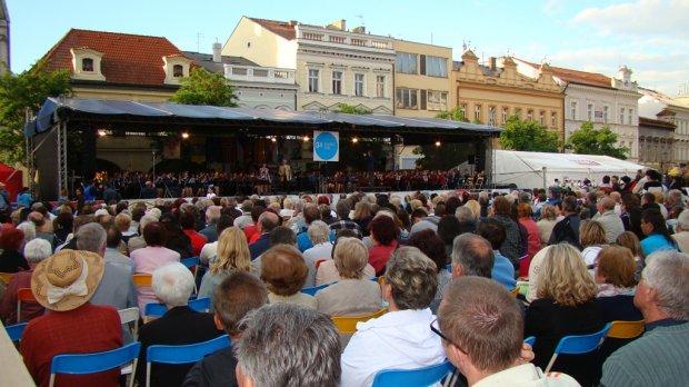 Festival Kmochův Kolín monstrkoncert