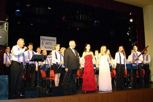Svatomartinský koncert Chlumec nad Cidlinou