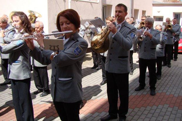 Koncert v Domově seniorů