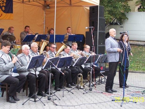 Svatováclavské slavnosti Úholičky 2015