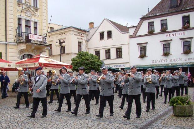 Mezinárodní hudební festival Česká Kamenice 2015