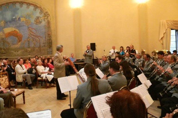 Zahajovací koncert festivalu Vačkářův Zbiroh