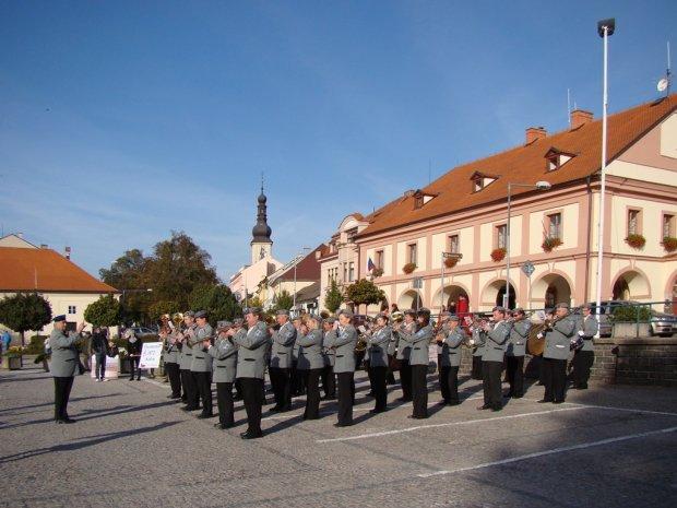 Středočeské dožínky Lysá nad Labem