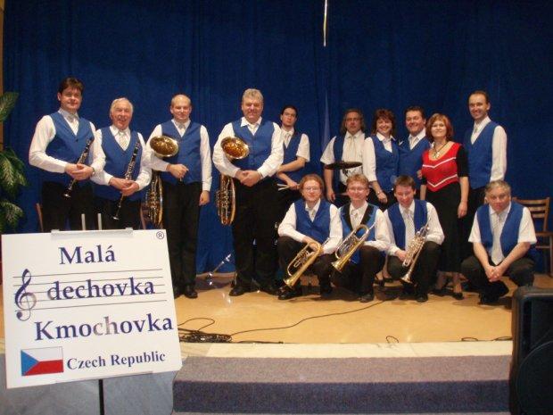 Novoroční koncert Poděbrady