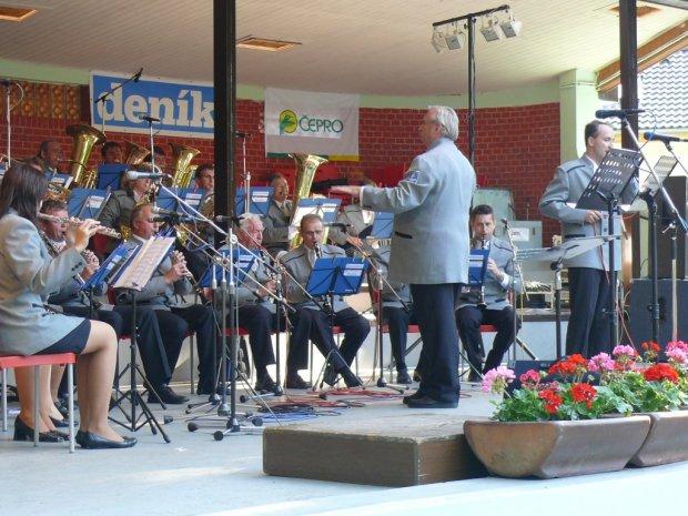 Festival dechových orchestrů Štětí