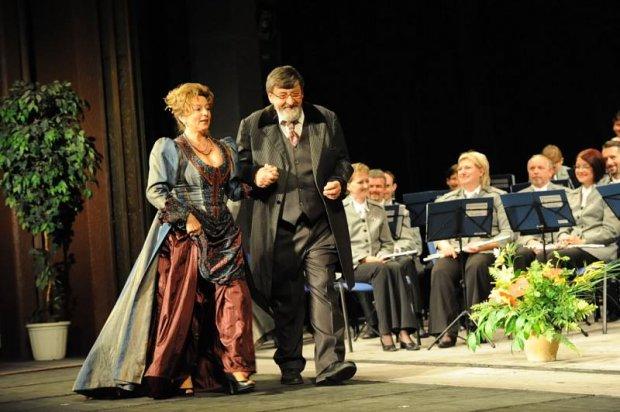 Sláva české muzice koncertní představení