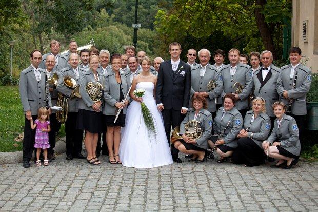 Svatba hornisty Milana