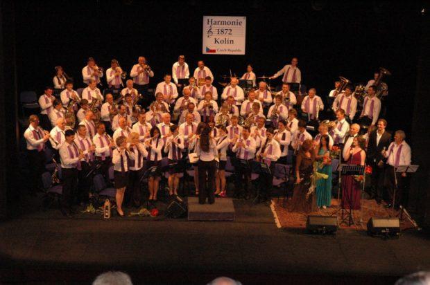Výroční koncert Kolín