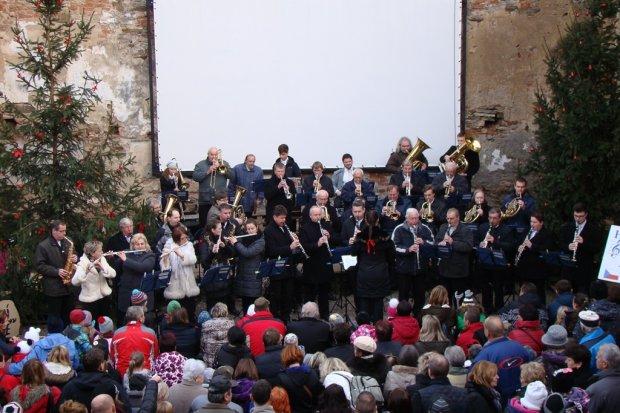 Vánoční koncert Nebovidy
