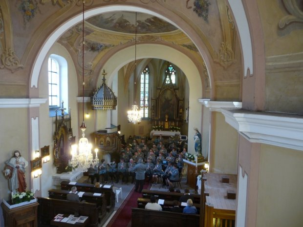 Kostel sv. Jakuba Přelouč