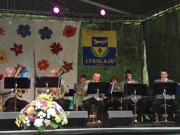 Slavnost květů Praha Lysolaje