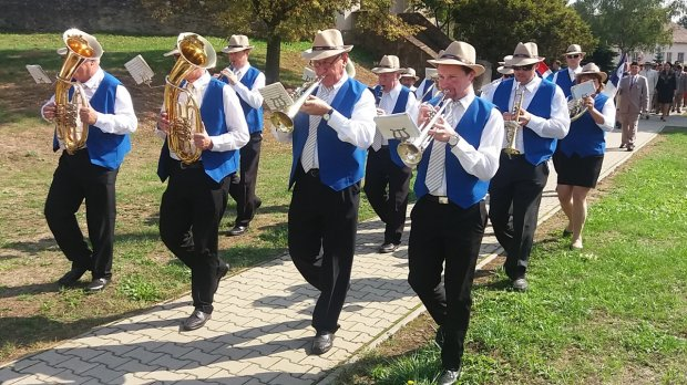 Oslavy 100. výročí ČSR Řečany nad Labem