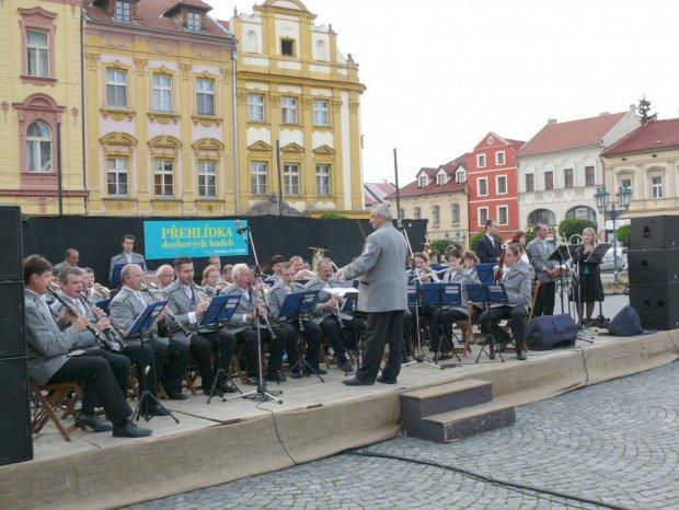 Festival dechových hudeb Chrudim