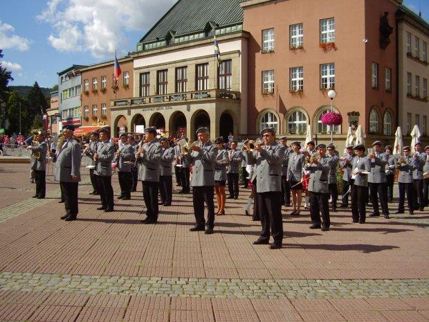 Festival dechových a folklorních souborů Zlín