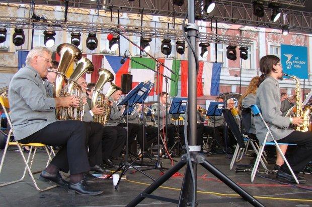 Kmochův Kolín koncert 2015