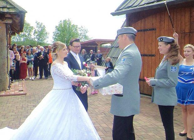 Svatba trumpetisty Tomáše