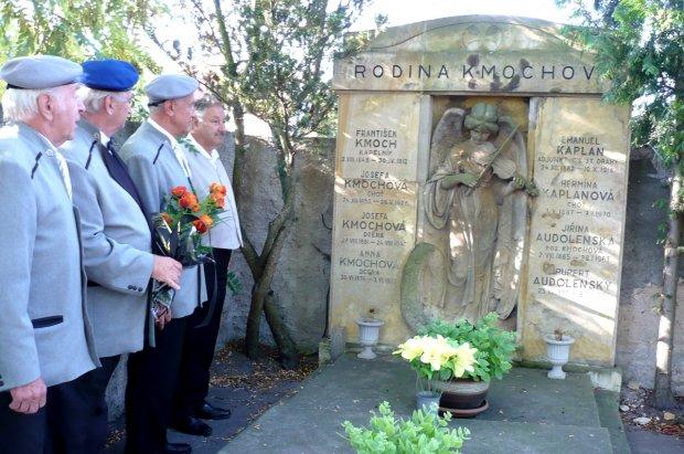 170. výročí narození Františka Kmocha