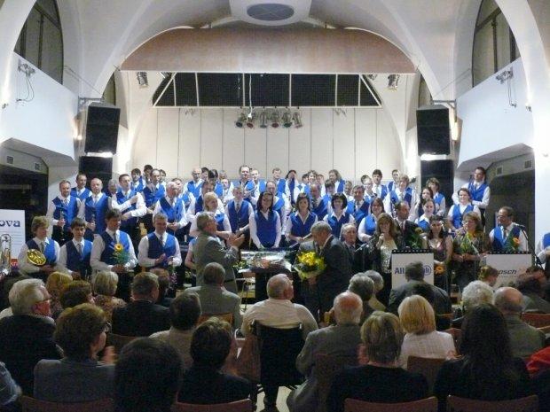 Slavnostní koncert Staré lázně Kolín