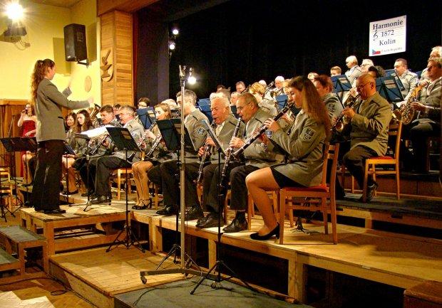 Koncert k 50. výročí DS VOJAN