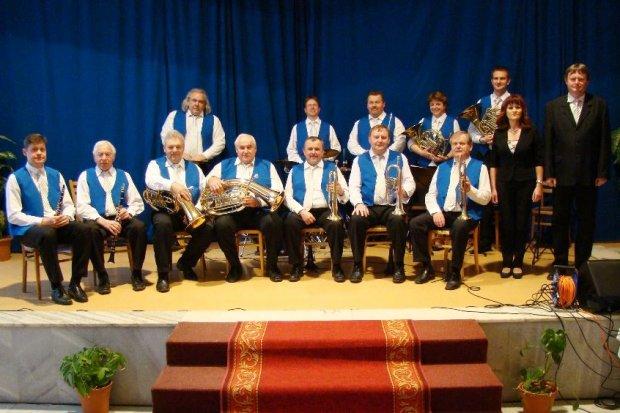 Koncert MDK na Kolonádě Poděbrady