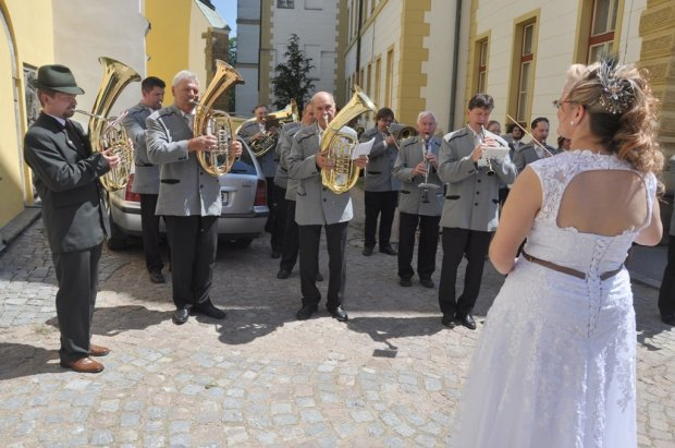 Svatba tenoristy Tomáše