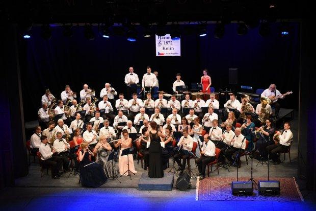 Svatomartinský koncert - Kolín