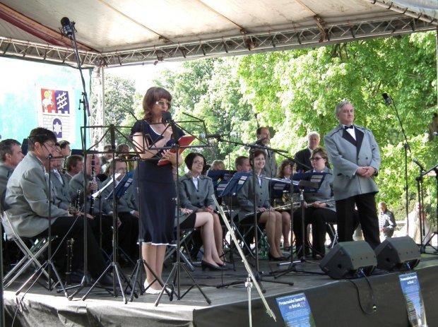 Koncert v oboře Hvězda Praha