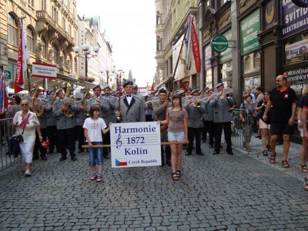XV. všesokolský slet Praha
