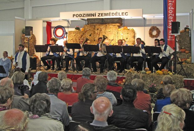 Středočeské dožínky - Lysá nad Labem