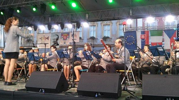 Kmochův Kolín koncert