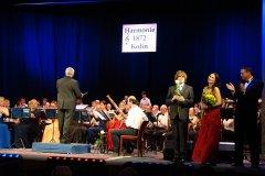 Svatomartinský koncert Kolín 2016