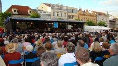 Festival Kmochův Kolín 2014 - monsterkoncert