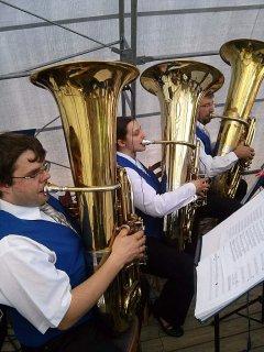 Koncert na Kolonádě Poděbrady 2016