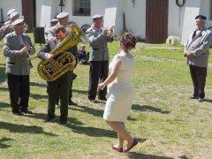 Svatba tubisty Tomáše