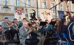 Kmochův Kolín 2018 - koncert spojených orchestrů