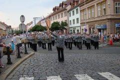Kmochův Kolín 2015 - průvod