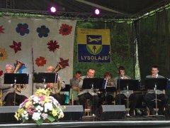 Slavnost květů Praha Lysolaje 2014