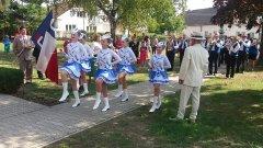 Oslavy 100. výročí ČSR Řečany nad Labem 2018