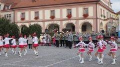 Středočeské dožínky Lysá nad Labem 2017