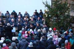 Vánoční koncert Nebovidy 2017