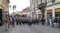 Kmochův Kolín 2016 - průvod městem