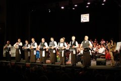 Svatomartinský koncert Kolín 2015